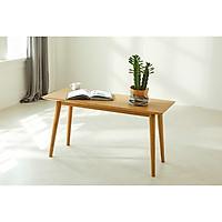 Bàn sofa, bàn salon gỗ cao su 100% size 50x100cm AS1016