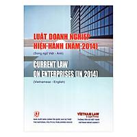 Luật Doanh Nghiệp Hiện Hành Năm 2014 (Song Ngữ Việt - Anh)