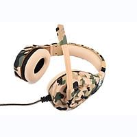 Tai Nghe Game ốp tai cao cấp Ovleng GT95 với ĐÈN LED  hàng chính hãng