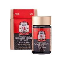 [COMBO] Tinh chất hồng sâm cô đặc KGC Global Tăng đề kháng Hộp 240g + Tặng kẹo hồng sâm 120g KGC