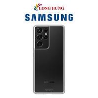 Ốp lưng nhựa trong Samsung Galaxy S21 Ultra 5G EF-QG998 - Hàng chính hãng