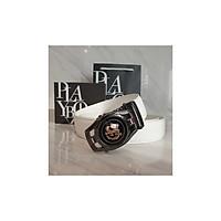 Mẫu mới 2021 - Bộ quà tặng Thắt lưng /  dây nịt nam cao cấp (full hộp túi làm quà tặng), sản phẩm tự chụp, y hình