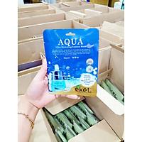 Combo 10 miếng mặt nạ Aqua tặng 3 miếng mặt nạ dưỡng cùng loại EKEL Aqua ULtra Hydrating Essence Mask 25ml