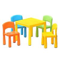 Bộ bàn ghế trẻ em