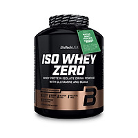 Sữa Tăng Cơ ISO WHEY ZERO – 2.27KG BiotechUSA