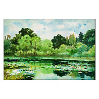 Tranh Canvas Thế Giới Tranh Đẹp Scenery-064