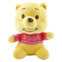 Gấu Pooh Vải Mềm 044 Thanh Trà