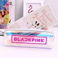 Túi bút hologram BLACKPINK đầy màu sắc