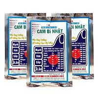 Phân bón vi lượng Cam Bi Nhật 40g/gói - Combo 3 gói | Bổ sung trung vi lượng Cambi nhật tăng trưởng cây trồng | Trace elements fertilizer