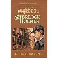 Sách: Những Cuộc Phiêu Lưu Của SHERLOCK HOLMES -TSVH