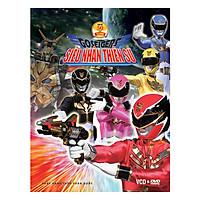 Goseiger - Siêu nhân thiên sứ (Trọn Bộ 12 DVD)