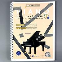Piano cho thiếu nhi - tuyển tập 220 tiểu phẩm nổi tiếng Phần 1 (CD đàn mẫu)