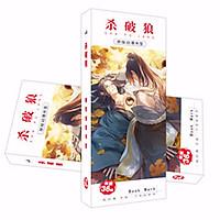 Hộp Bookmark Sát phá lang anime