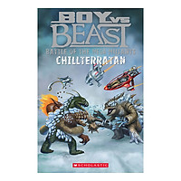 Boy Vs. Beast #14: Chillterratan