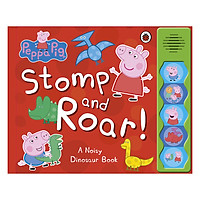 Peppa Pig: Stomp and Roar! - Peppa Pig (Board book)
