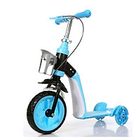 Xe Scooter 3 bánh cho bé 2 trong 1