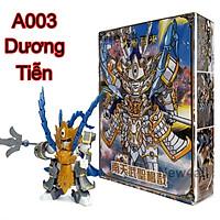Đồ chơi lắp ráp SD/BB Gundam A003 Dương Tiễn - AT Gundam Tây Du Ký New4all Journey to the West
