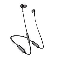 Tai nghe Plantronics BackBeat GO 410 - Màu Đen (212078-99)- Hàng chính hãng: sử dụng công nghệ chống ồn(ANC), thiết kế gọn nhẹ, tích hợp cảm biến thông minh