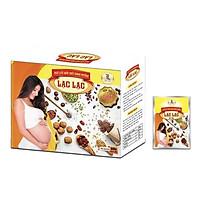 Ngũ cốc bầu siêu dinh dưỡng Lạc Lạc giảm ốm nghén, giúp xương của bé phát triển toàn diện, vào con nhiều hơn vào mẹ