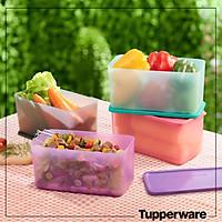 Bộ hộp bảo quản thực phẩm Funtastic Four Tupperware 3.1L (4 hộp)