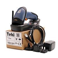 Máy quét mã vạch không dây 2D TEKI TK3000 Hàng chính hãng