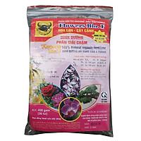 02 gói Phân đầu trâu hữu cơ FLOWERs Bio.F dinh dưỡng tan chậm dạng túi lọc chuyên cho hoa Lan - cây cảnh gói 36 túi