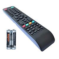 Remote Điều Khiển Dùng Cho Đầu Thu TV SCTV - Truyền Hình KTS Cáp SCTV (Kèm Pin AAA Maxell)