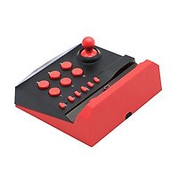 Gaming Controller Arcade Joystick USB Gamepad Joystick Video Game Compatible with N-Switch/Lite Console Z0319