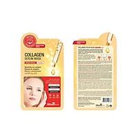 6 Miếng Mặt nạ serum Collagen chống nhăn da - MBeauty Collagen Serum Mask