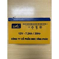 Ắc quy BMC 12V- 7.2AH (Dùng cho các bình phun BMC 16L, BMC 18L super, BMC 18L 2.0 super)