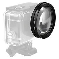 58mm 10X Close Up Macro Lens Filter for Gopro Hero 5 Waterproof Housing Case