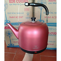 Ấm đun nước Kim Cương 5 lít (Siêu tốc) - KC-ST50 - Hàng chính hãng (giao màu ngẫu nhiên)