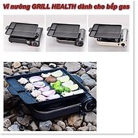Vỉ nướng cho bếp gas GRILL HEALTH