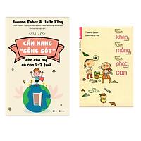 Combo Sách Làm Cha Mẹ - Dạy Con Ưu Tú: Cẩm Nang