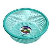 Rổ nhựa tròn có viền Chấn Thuận Thành 44 cm đựng đồ, đựng rau củ, đa năng tiện dụng hàng Việt Nam Chất Lượng Cao (RV4420) nhiều màu
