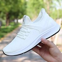 giày thể thao nam thời trang 2020-004 trắng