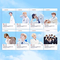 Card Bts Trong lys her