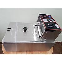 Bếp chiên đơn nhúng dầu inox HX81
