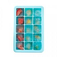 (Pass FDA) Xiaomi Kalar Silicone Ice Cube Tray -20~200 ℃ DIY Ice Mold Square Shape Fruit Ice Cube Maker Bar Kitchen