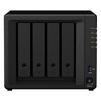 Thiết bị lưu trữ qua mạng - NAS Synology DS418 (Đen) - Hàng chính hãng