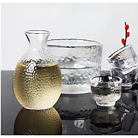 Bình Sake thủy tinh chịu nhiệt cao cấp Nhà Vin