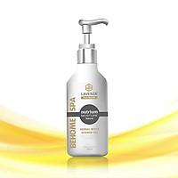 Sữa tắm trắng da thảo dược Lavenza Herbal White Shower Gel (350ml)