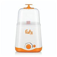 Máy hâm và tiệt trùng 2 bình sữa cổ rộng đa năng FatzBaby FB3012SL