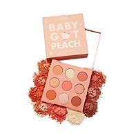 Bảng phấn mắt Colourpop Baby Got Peach