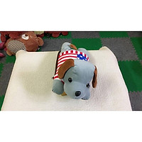 Túi Sưởi Ấm Lưng Họa Tiết Chó  Đa Năng (1 Sản Phẩm)- Dùng Điện  - Màu Xanh - Mẫu TSC0206