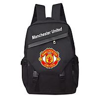 Balo TROY nắp lục giác in tên và logo đội bóng Manchester United