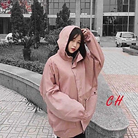Áo khoác Kaki túi trước C&H