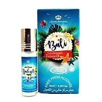 Tinh dầu nước hoa  NỮ_BALI Al-Rehab (hàng chính hãng )