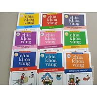 Combo 9 cuốn sách bổ trợ Chìa Khóa Vàng cho trẻ (từ 8-15 tuổi)