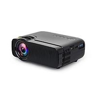 Máy chiếu Projector mini đa năng (Độ nét cao) phù hợp phòng ánh sáng yếu - Thunder
